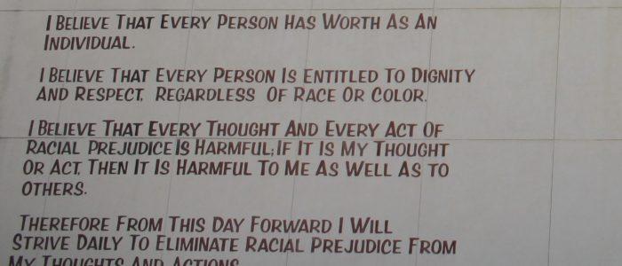 Birmingham Pledge 1
